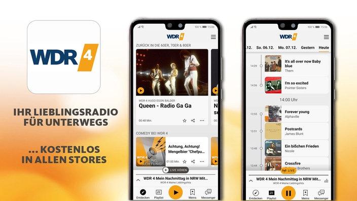 Wdr4 App