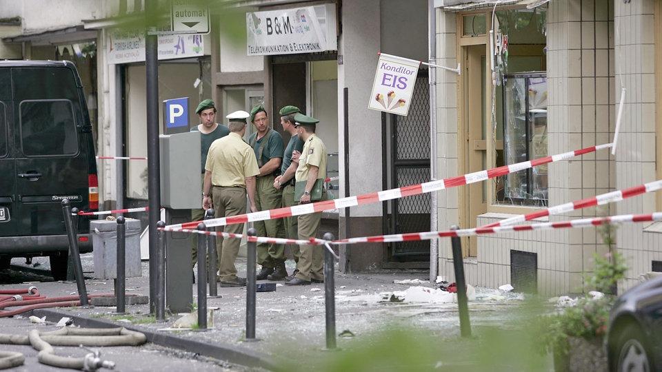 Nagelbombe Köln