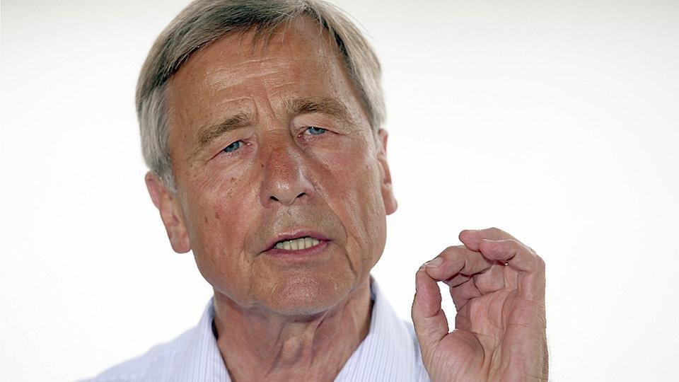 Sozialdemokrat ohne Parteibuch: Wolfgang Clement ist tot