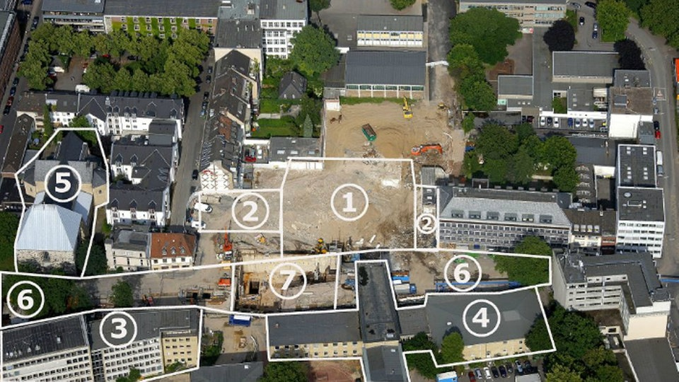 Köln Stadtarchiv Einsturz
