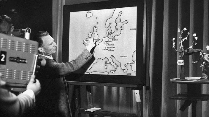 November 1951 Fernsehen