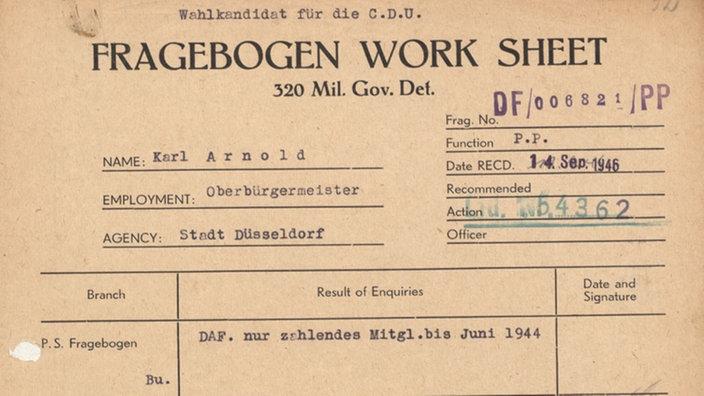 Image result for Persilschein