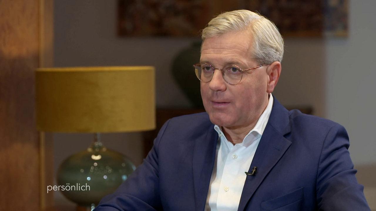 Norbert Rottgen Zu Gast Bei Michael Krons Phoenix Personlich Phoenix Wdr