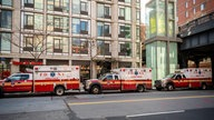 New York during the COVID-19 pandemic Ambulances