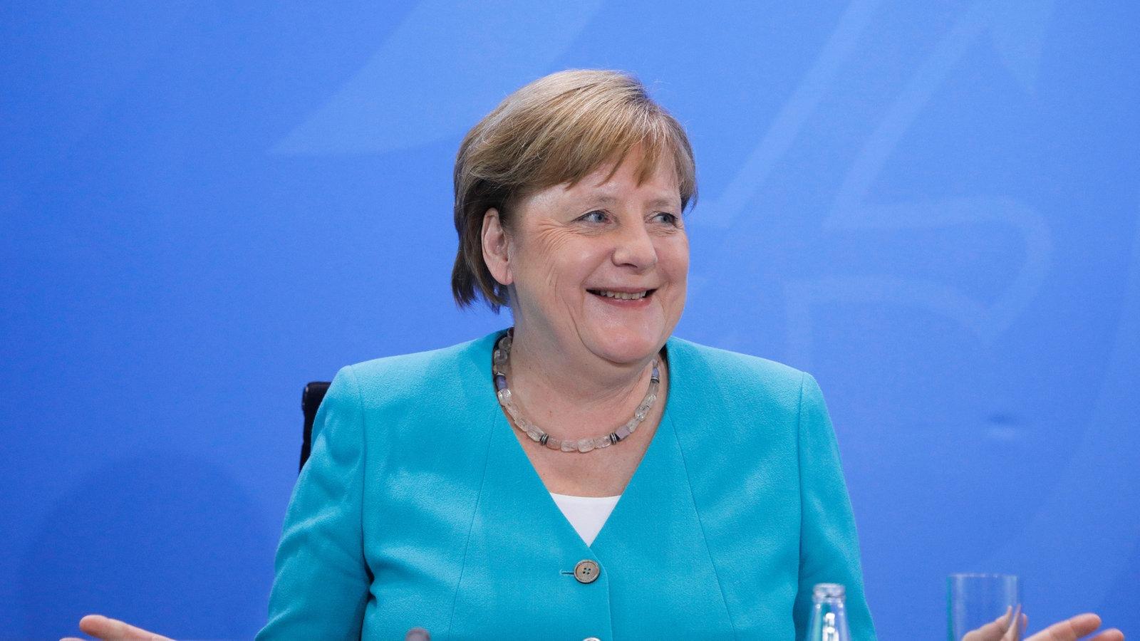 Fernsehansprache Merkel