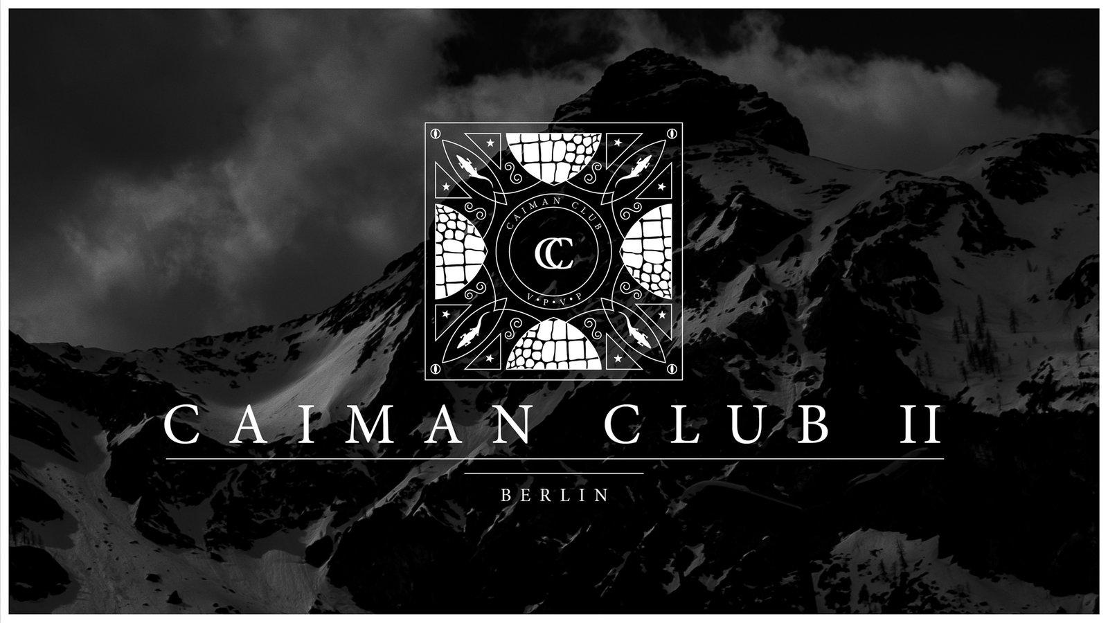 Hörspielserie CAIMAN CLUB von Edgar Linscheid und Stuart Kummer