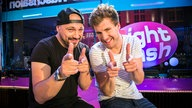 Costa Meronianakis und Luke Mockridge