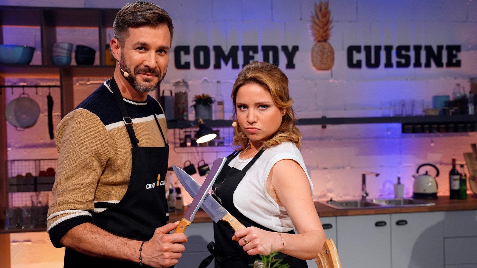 Comedy Cuisine (S1/E5) - WDR