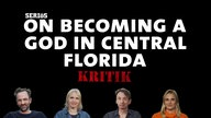 "Review zu ""On becoming a god in central Florida"""
