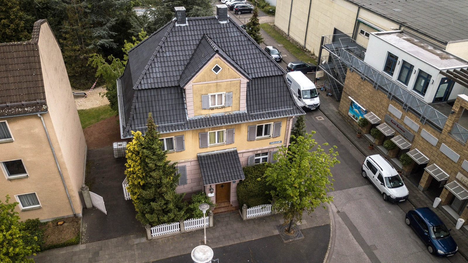 Lindenstraße Heute