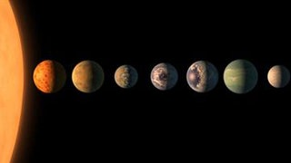 Trapist 1: Sieben neue Planeten endeckt