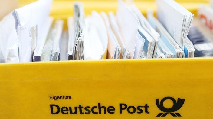 Briefe Mit Deutsche Post Antwort : Video ein leben im kleintransporter wie brief fahrer