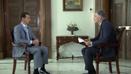 Baschar al-Assad im Interview
