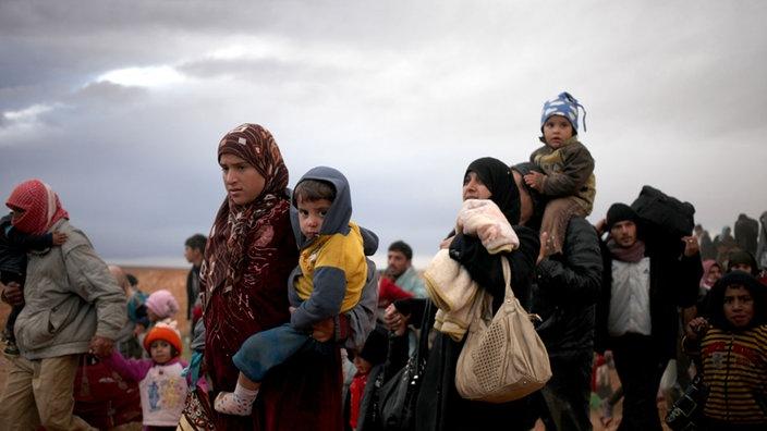 Bild Flüchtlinge