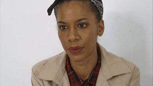 Protagonistin Jasmina Kuhnke