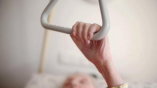 Teaser  Tod im Pflegeheim