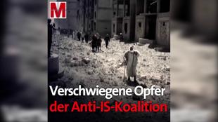 Syrien: War Deutschland an einem Kriegsverbrechen beteiligt?