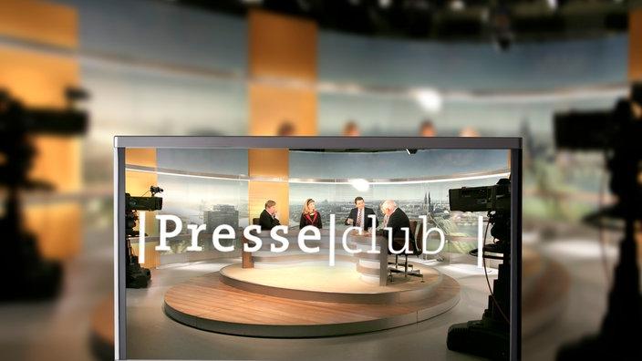 Presseclub Livestream