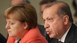 Erdoğan droht, Merkel schweigt – sind wir von einem Despoten erpressbar?