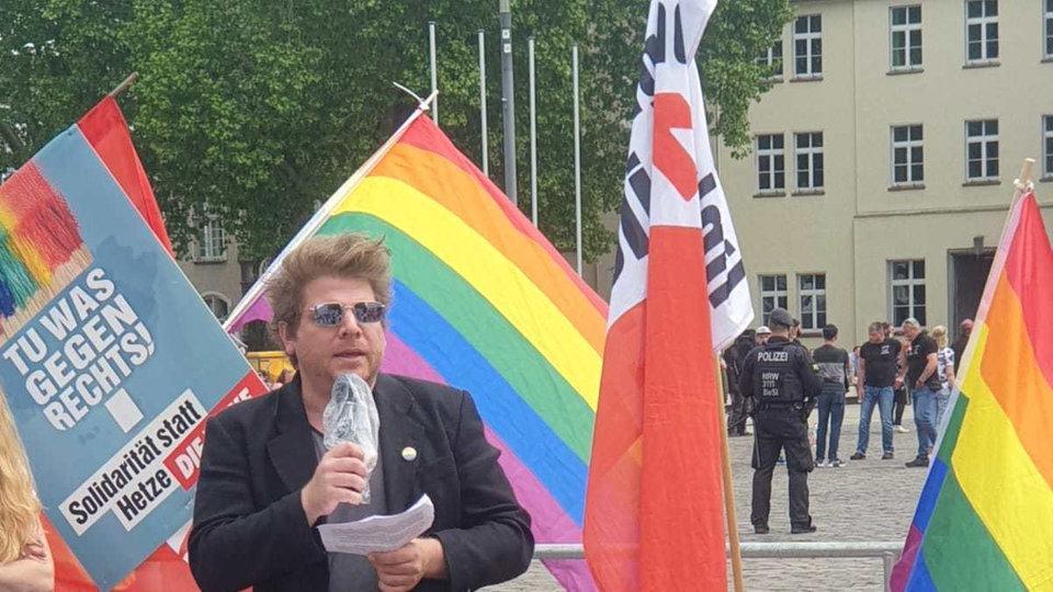 Oberbürgermeister Mönchengladbach
