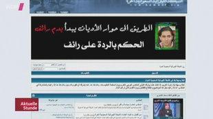 Hoffnung für Blogger Badawi?