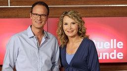 Thomas Bug und Susanne Wieseler