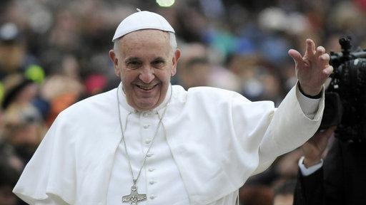 Papst Franziskus (20.11.2013)