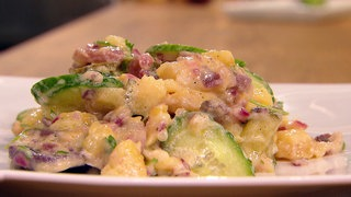 Der Vorkoster Krautsalat