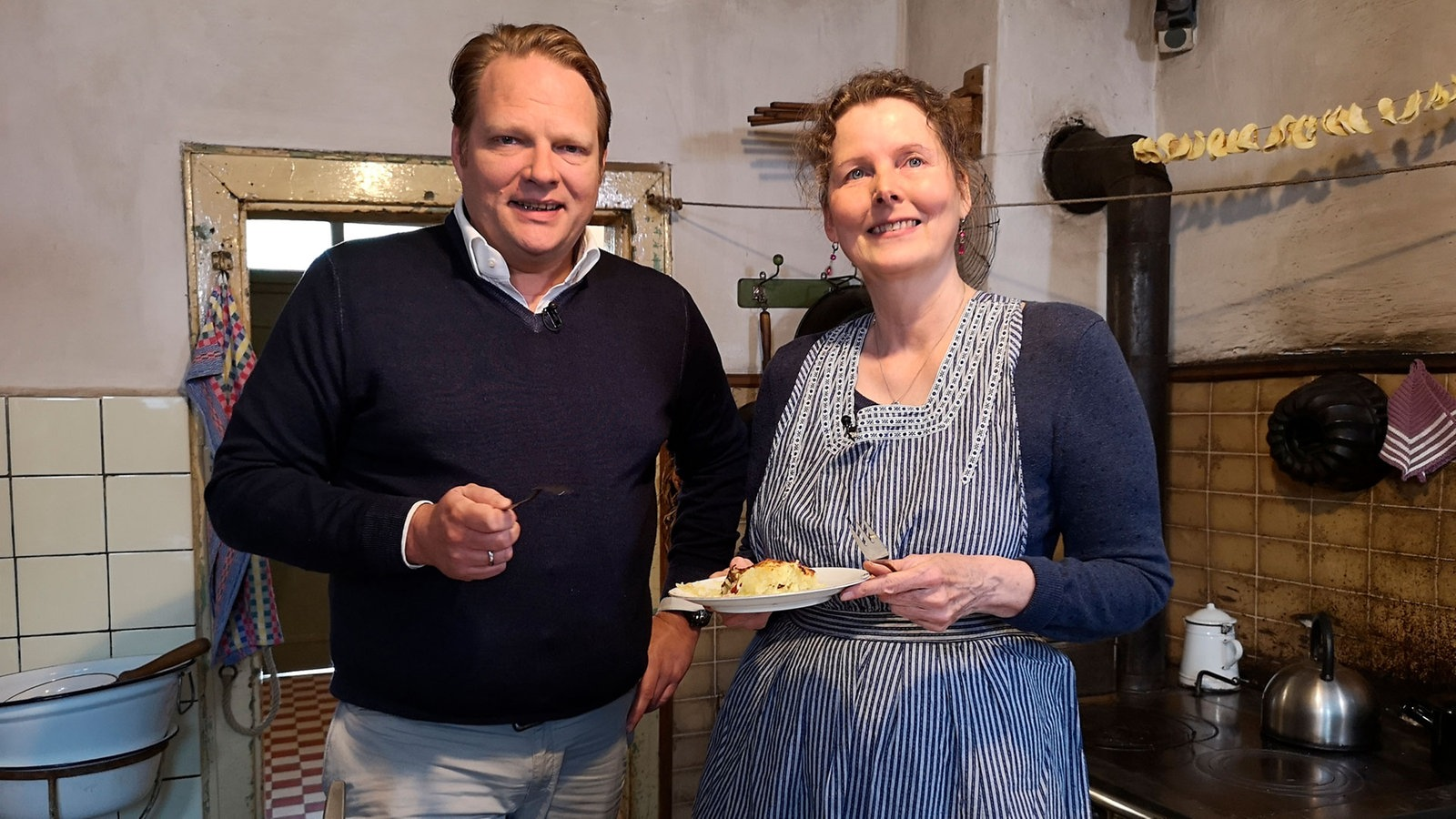 Kartoffelgratin Björn Freitag