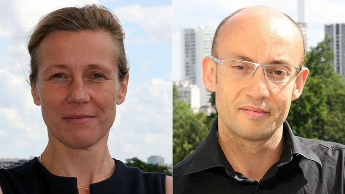 Linkst ist <b>Susanna Dörhage</b> und rechts Sandy Palenzuela zu sehen - doerhageundpalenzuela100~_v-gseapremiumxl
