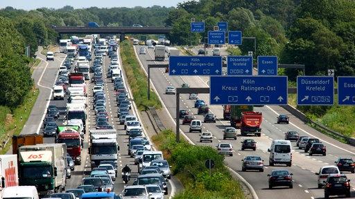 Wdr Verkehrsstau