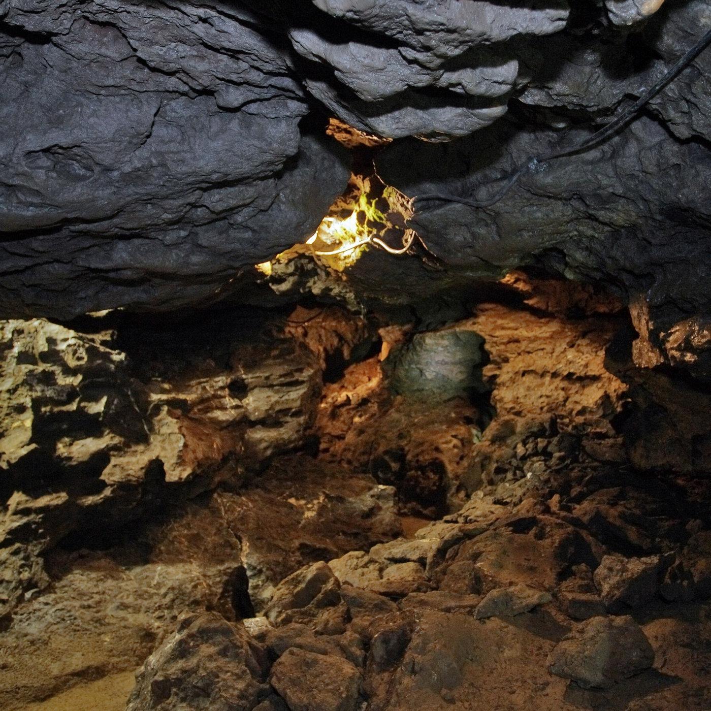 Die Höhle - Eine junge Frau und das Geheimnis ihrer Heimat