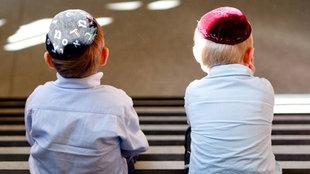 Jüdische Jugentliche
