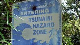 Tsunami: Überlebt, aber nicht überwunden
