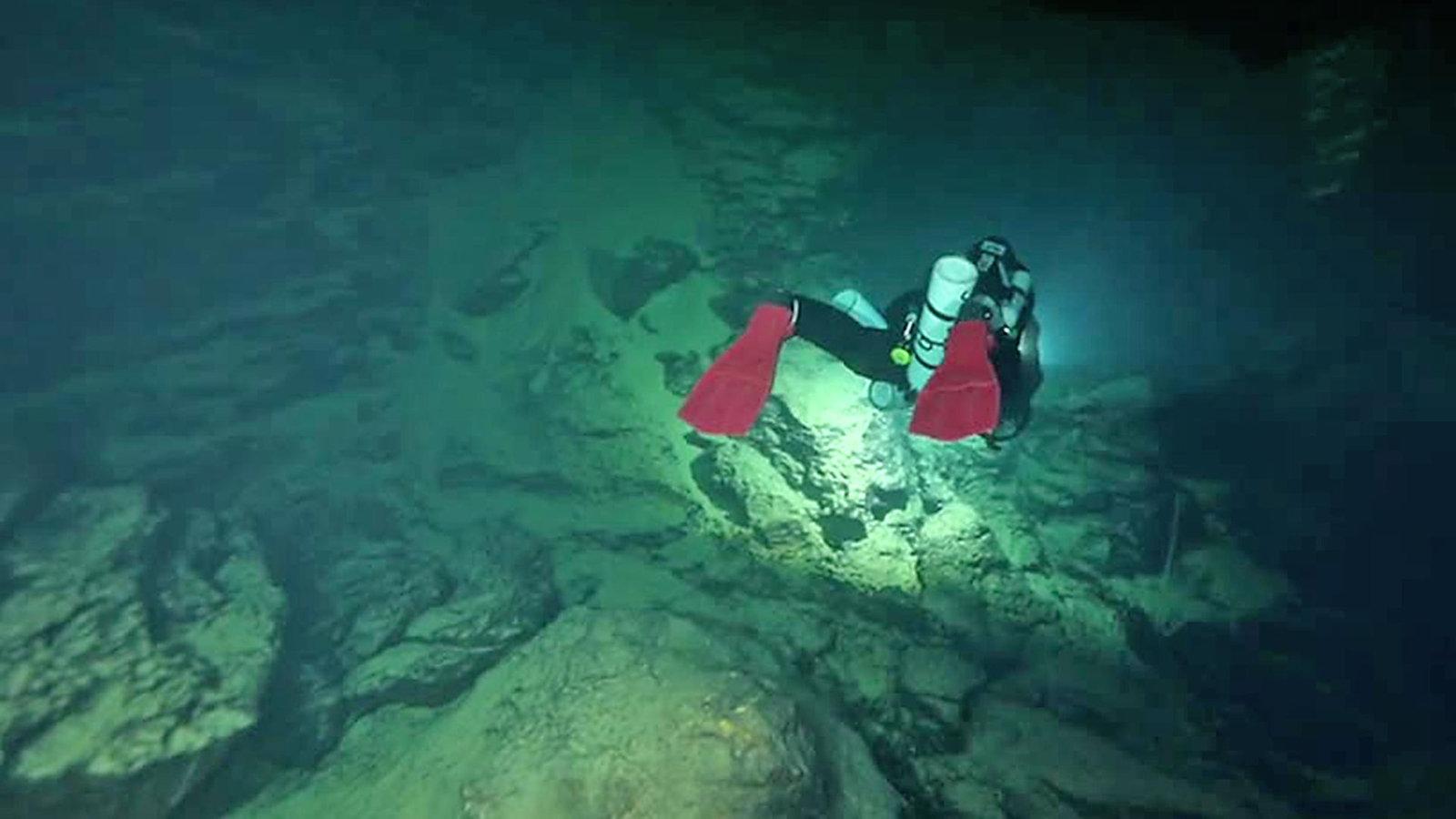 Höhlen als Trinkwasserquelle der Zukunft