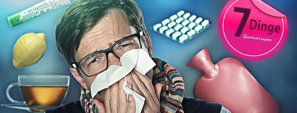 Pressebild Erkältung