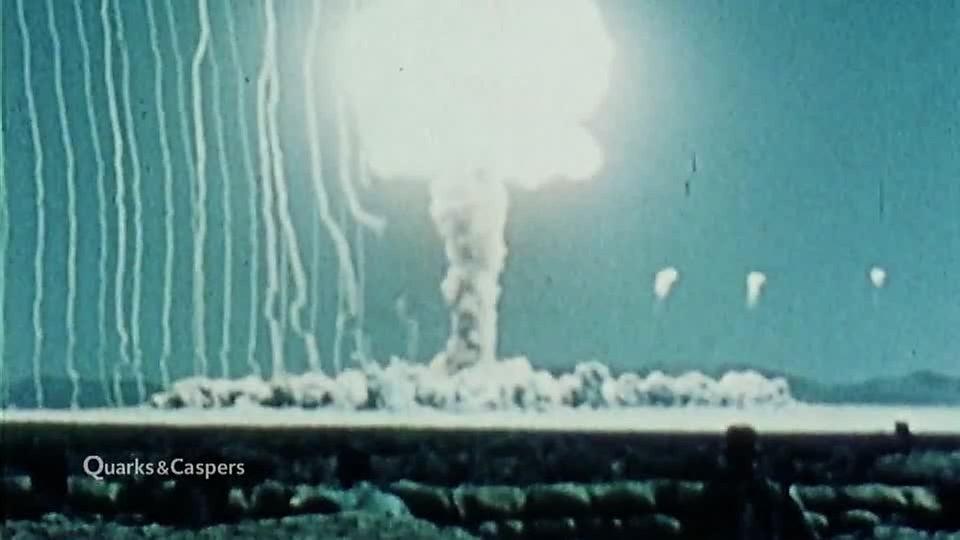Einstein und die Atombombe