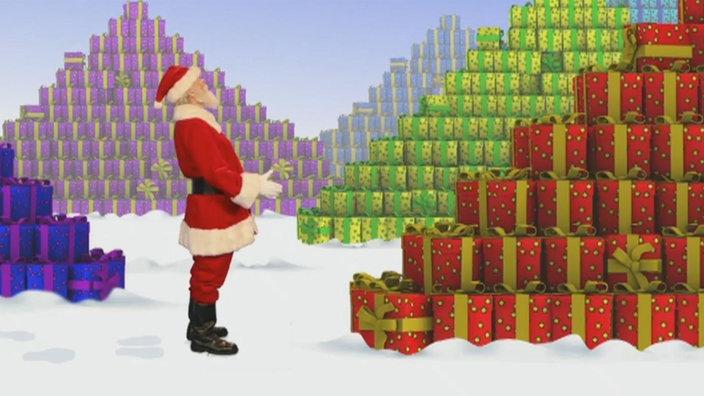 warum der weihnachtsmann nicht p nktlich sein kann. Black Bedroom Furniture Sets. Home Design Ideas