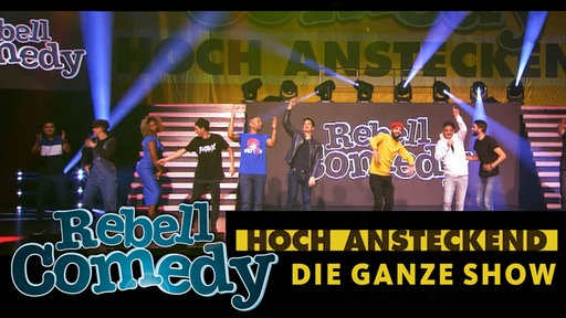 Rebell Comedy Wdr
