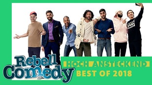 Rebellcomedy Best Of 2018