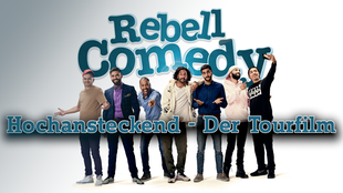 RebellComedy Hochansteckend Gruppenfoto