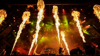 Amon Amarth beim Summer Breeze 2017