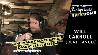 Rockpalast BACK HOME: Will Carroll (Death Angel)