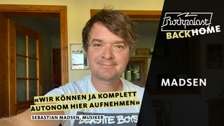 Rockpalast BACK HOME: Madsen