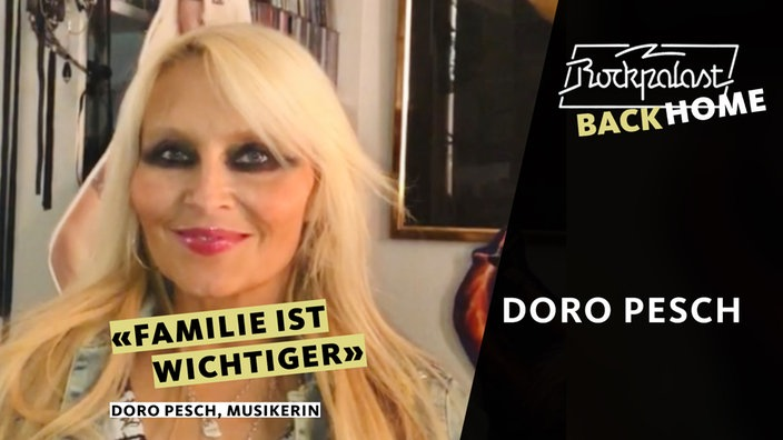 Rockpalast BACK HOME: Doro