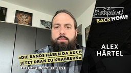 Rockpalast BACK HOME: Alex Härtel (Summer Breeze Festival)