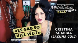 Rockpalast BACK HOME: Christina Scabbia (Lacuna Coil)