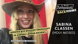 Rockpalast BACK HOME: Sabina Classen (Holy Moses)