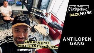 Rockpalast BACK HOME: Antilopen Gang