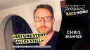 Rockpalast BACK HOME: Chris Hahne (Tourbus-Unternehmer)